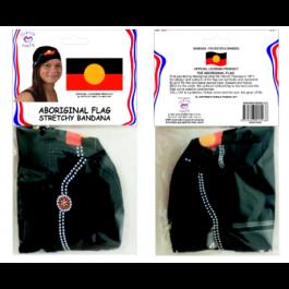 Aboriginal Flag Bandana