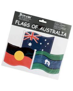 Sticker Vinyl Flags Of Australia