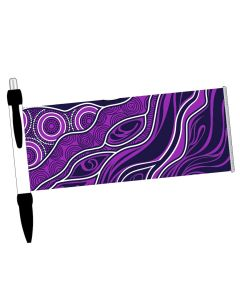 Custom NAIDOC Banner Pen