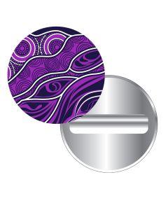 Custom NAIDOC Button Badge
