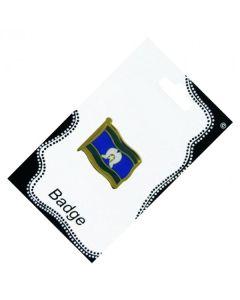 Torres Strait Islander Metal Badge 24x20mm
