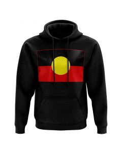 Aboriginal Flag Hoodies
