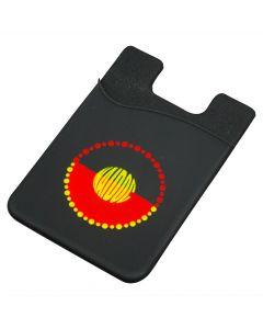 NAIDOC Sticky Phone Wallets