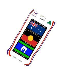 Magnet Flexible Flags Of Australia